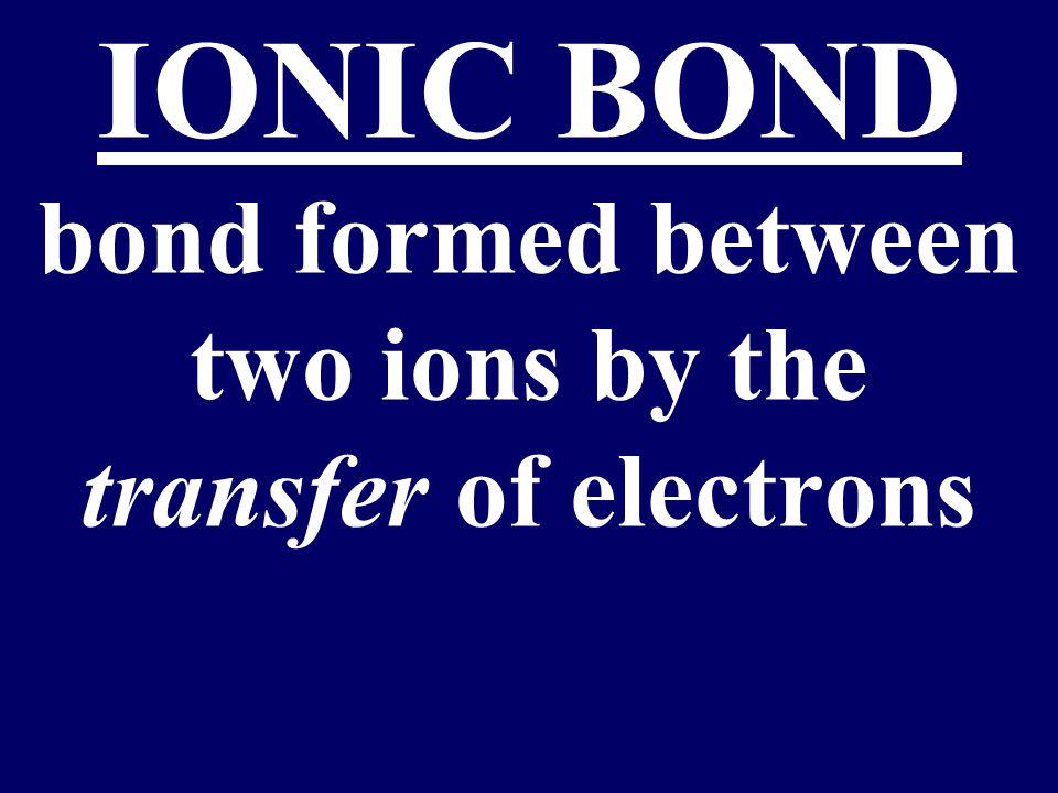 Covalent Bond Between nonmetallic elements of similar electronegativity.