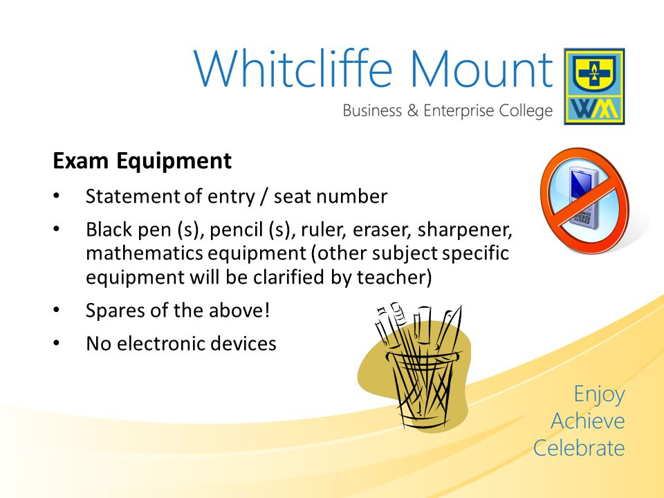 Year 11 Achievement Evening Wednesday 24 th September 2014 Mrs Murphy – Head of English murphyj@whitcliffemount.co.uk Follow us on Twitter @WMount