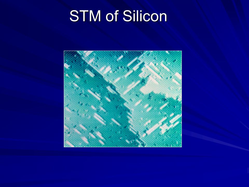 STM of Silicon