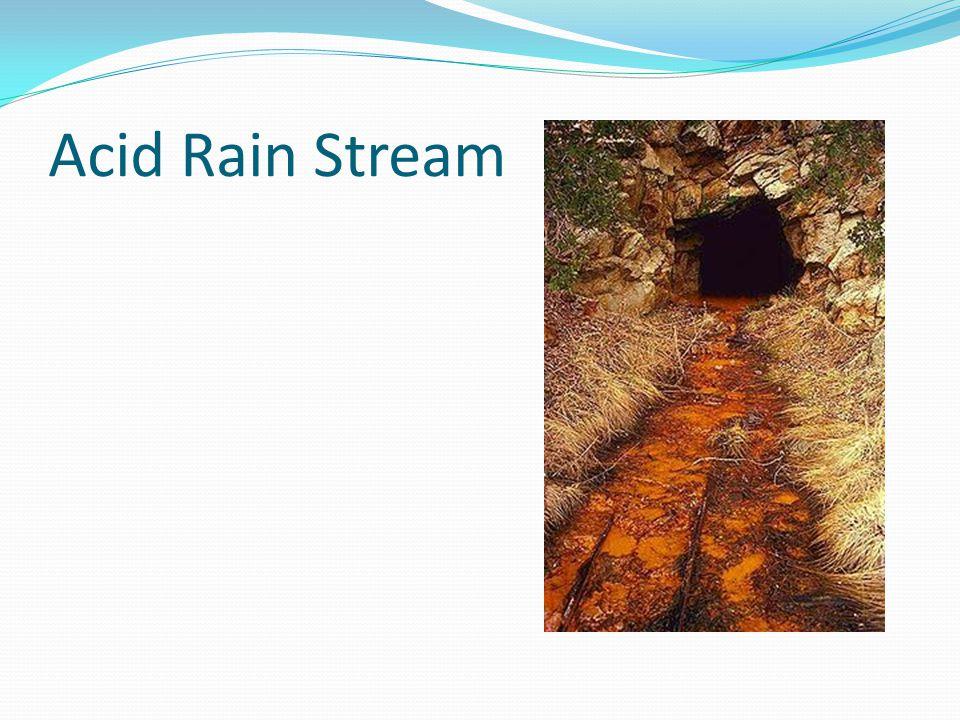 Acid Rain Stream