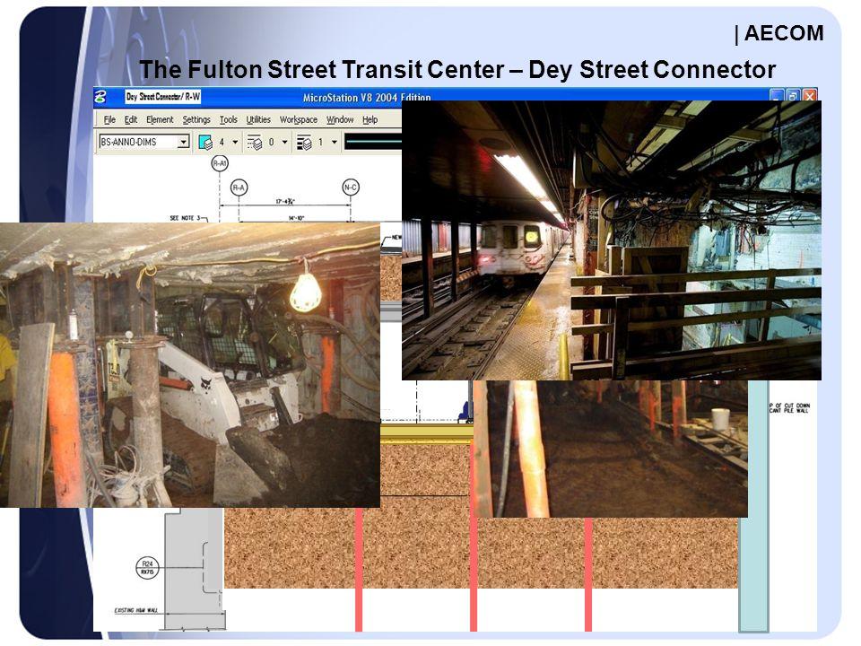 The Fulton Street Transit Center – Dey Street Connector | AECOM