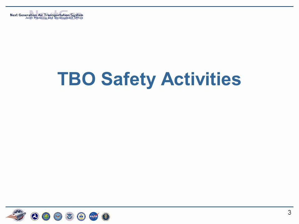 3 TBO Safety Activities