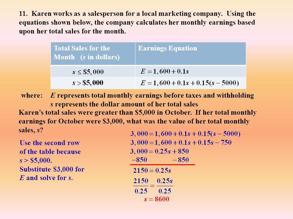 10. The out-of-pocket costs to an employee for health insurance and medical expenses for one year are shown in the table below. Type of CostDefinition