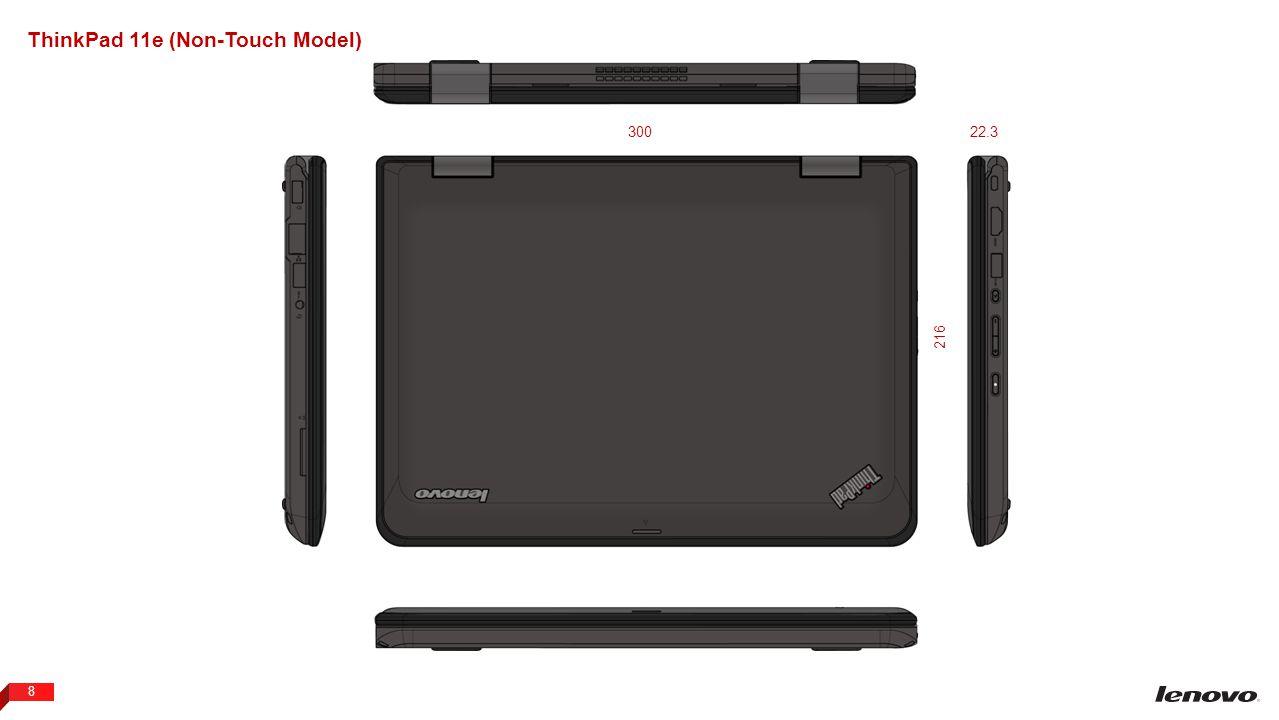 9 ThinkPad Yoga 11e (Touch Model)