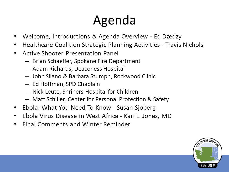 Planning for Sustainability Healthcare Public Health Emergency Management