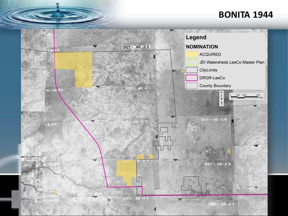 BONITA 1944