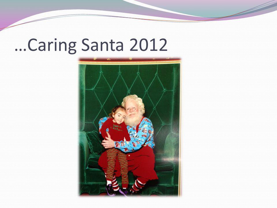 …Caring Santa 2012