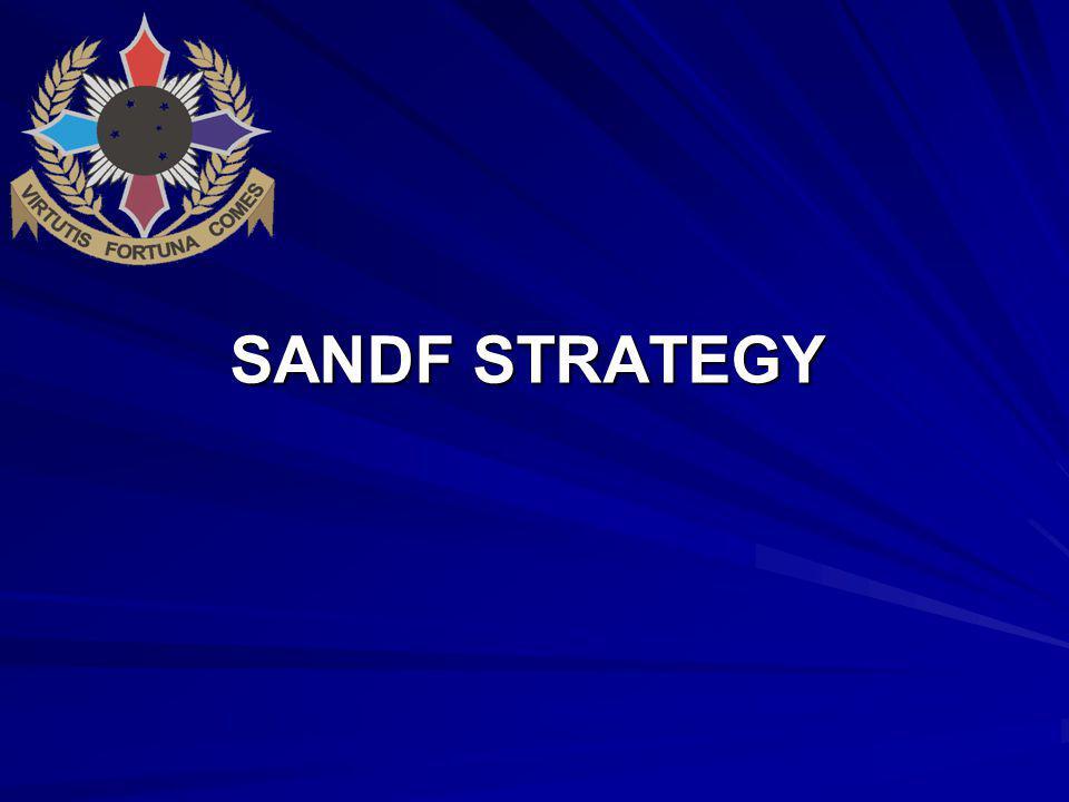 SANDF STRATEGY