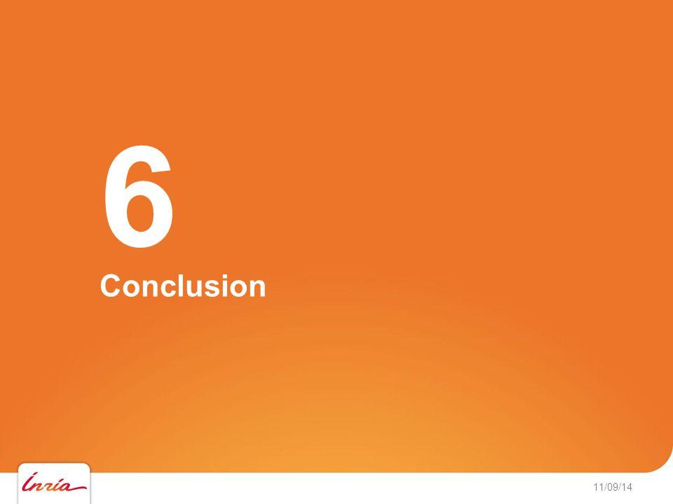 11/09/14 Conclusion 6