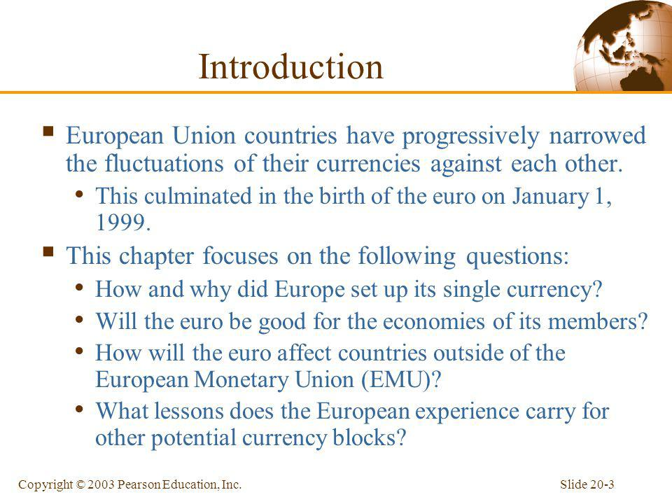 Slide 20-14Copyright © 2003 Pearson Education, Inc.