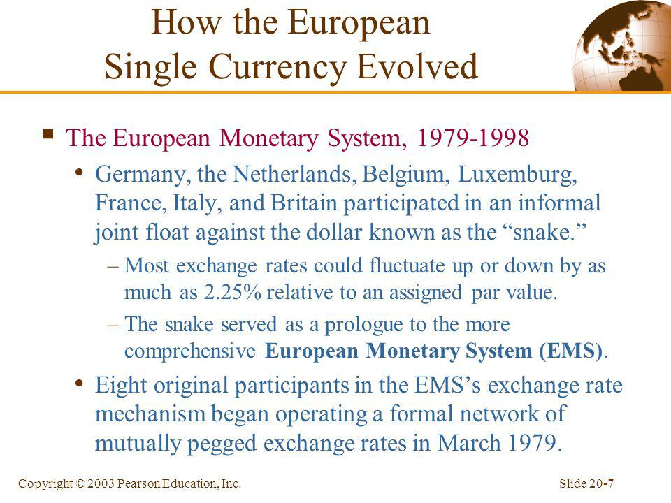 Slide 20-8Copyright © 2003 Pearson Education, Inc.