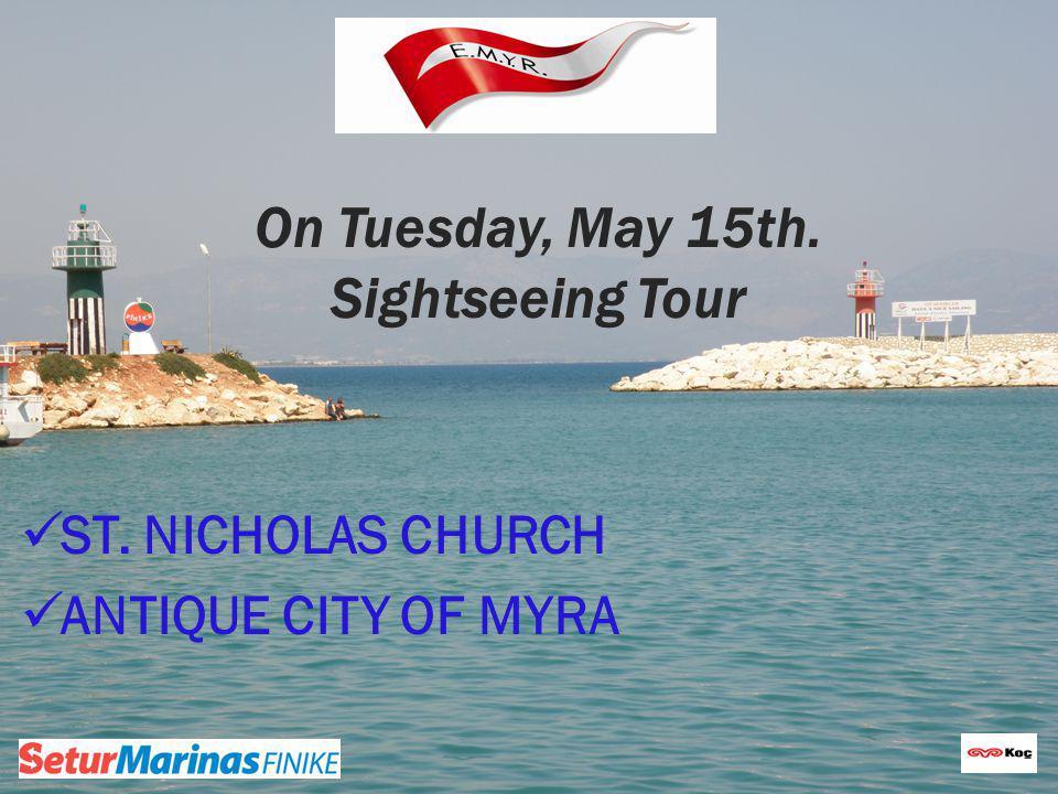 ST.NICHOLAS CHURCH The Church of St.