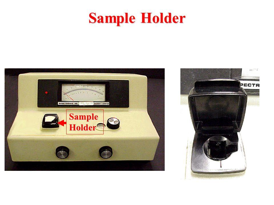 Sample Holder SampleHolder