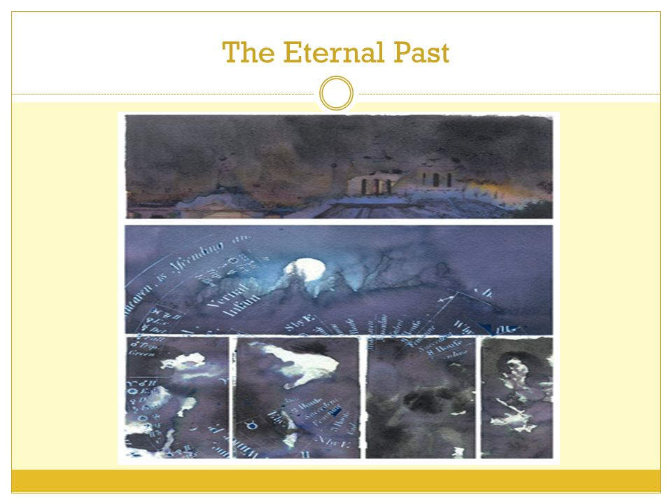 The Eternal Past