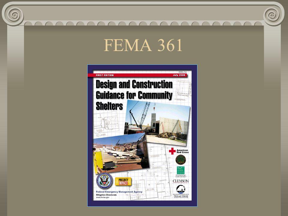 FEMA 361