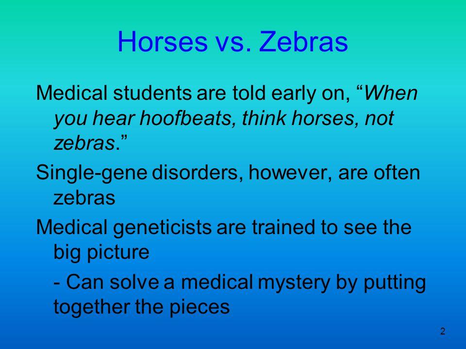 2 Horses vs.