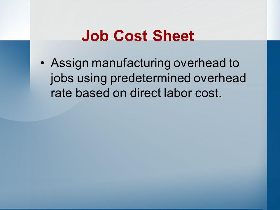 Job Cost Sheet J9738 Miami Motors 300 automobile engine valves 8/03 MR52319,300M16 196 M17 476 8/04A25 3,824
