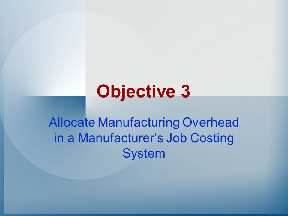 Indirect labor Direct labor 30,000 5,000 25,000 Manufacturing WagesWIP Inventory Manufacturing Overhead Labor Cost Example