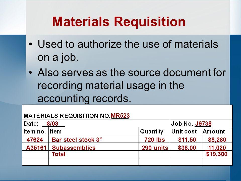 Job Cost Sheet J9738 Miami Motors 300 boat engines