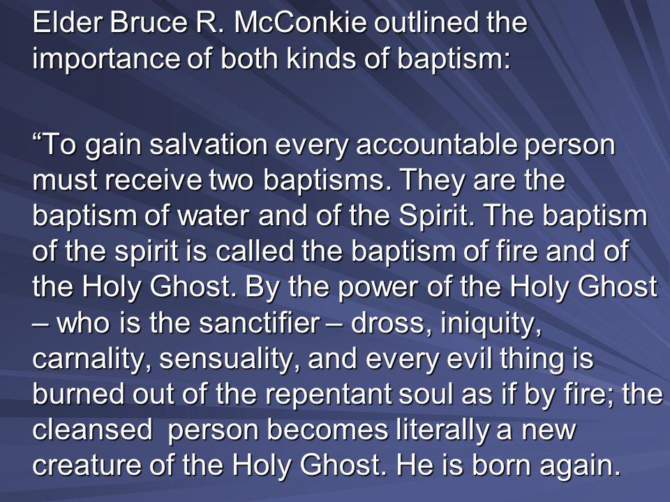 Elder Bruce R.