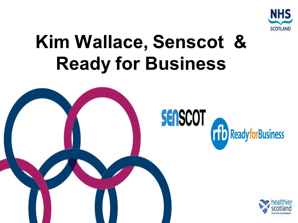 Kim Wallace, Senscot & Ready for Business