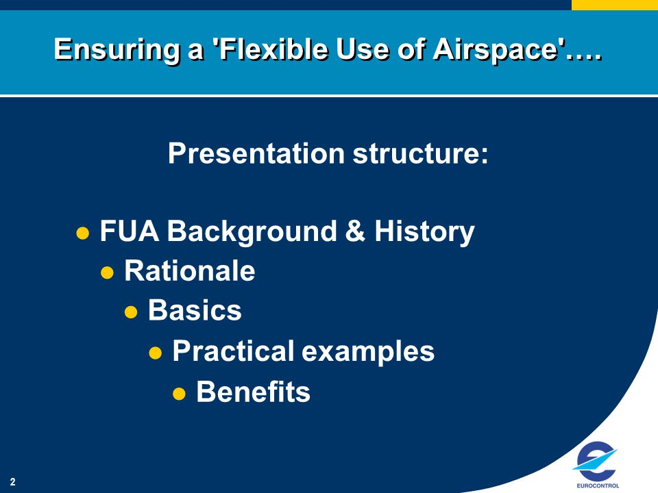 3 Why we need flexibility in the European airspace ? 38 EUROCONTROL States