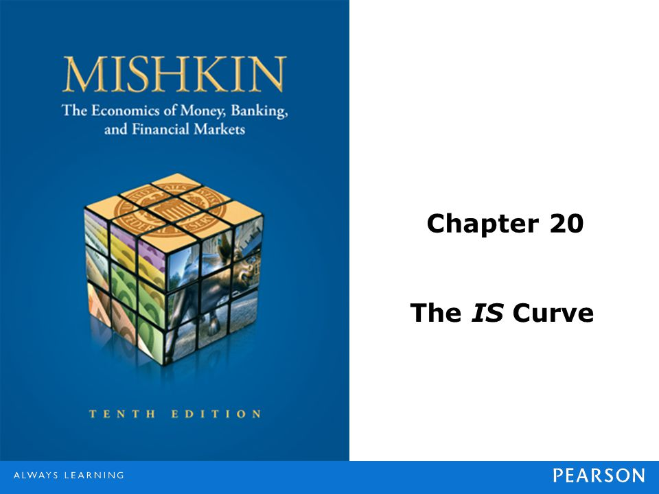 Chapter 20 The IS Curve