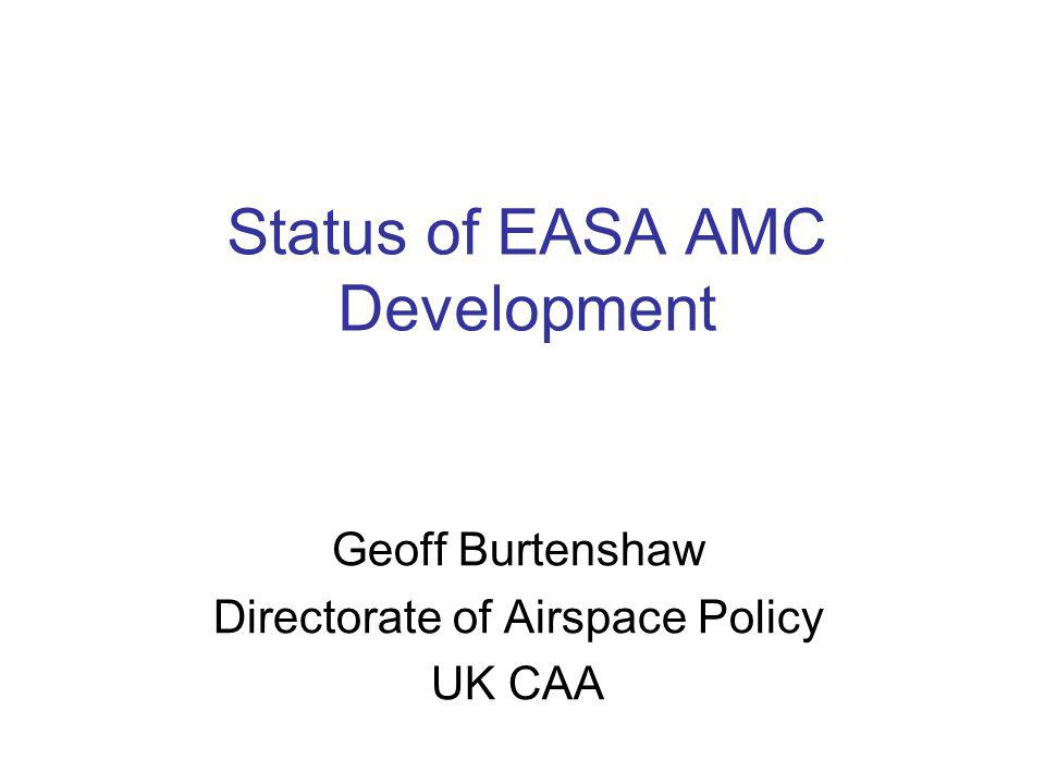 10 February 2009CNS/ATM Steering Group2 Overview NPA 2008-14 AMC 20-26 (RNP AR operations) AMC 20-27 (RNP APCH operations) AMC 20-28 (LPV operations) Step Down Fixes (SDF) Coding
