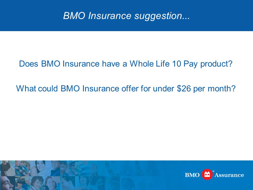Considerations when choosing between 10, 20 or 30 year term How long is the insurance need for.