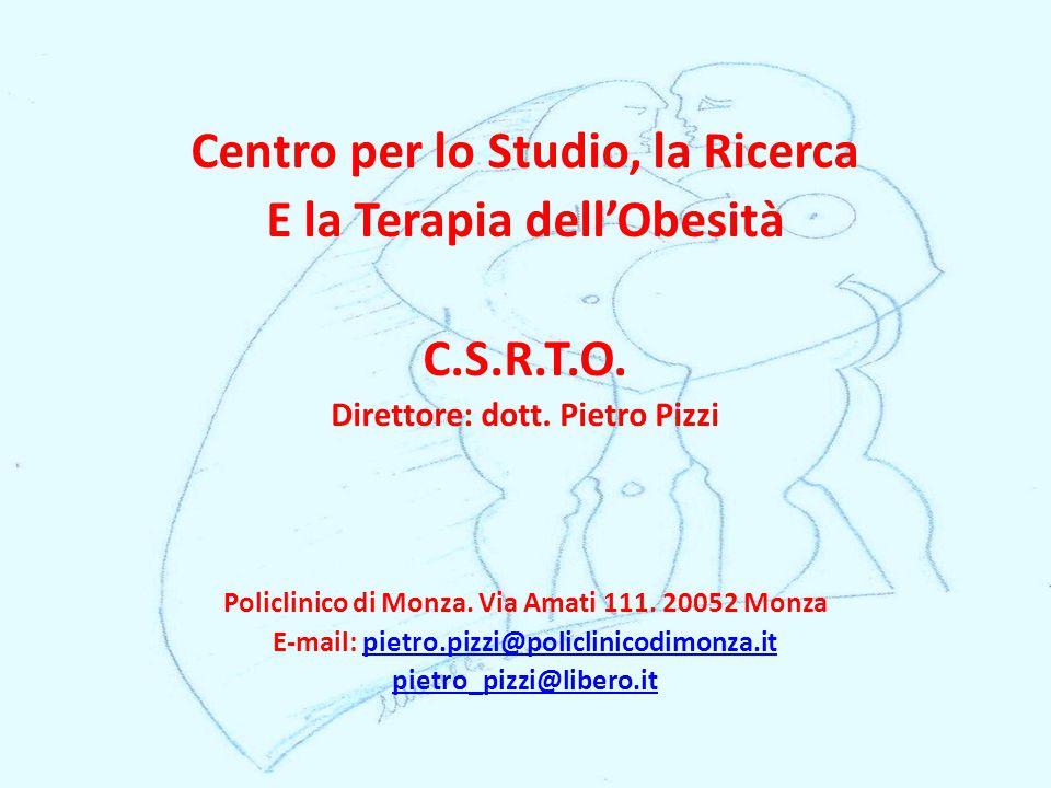 Centro per lo Studio, la Ricerca E la Terapia dell'Obesità C.S.R.T.O.