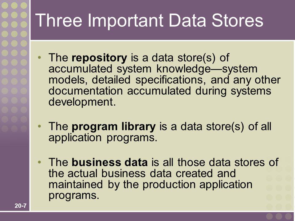 20-18 System Enhancement Tasks