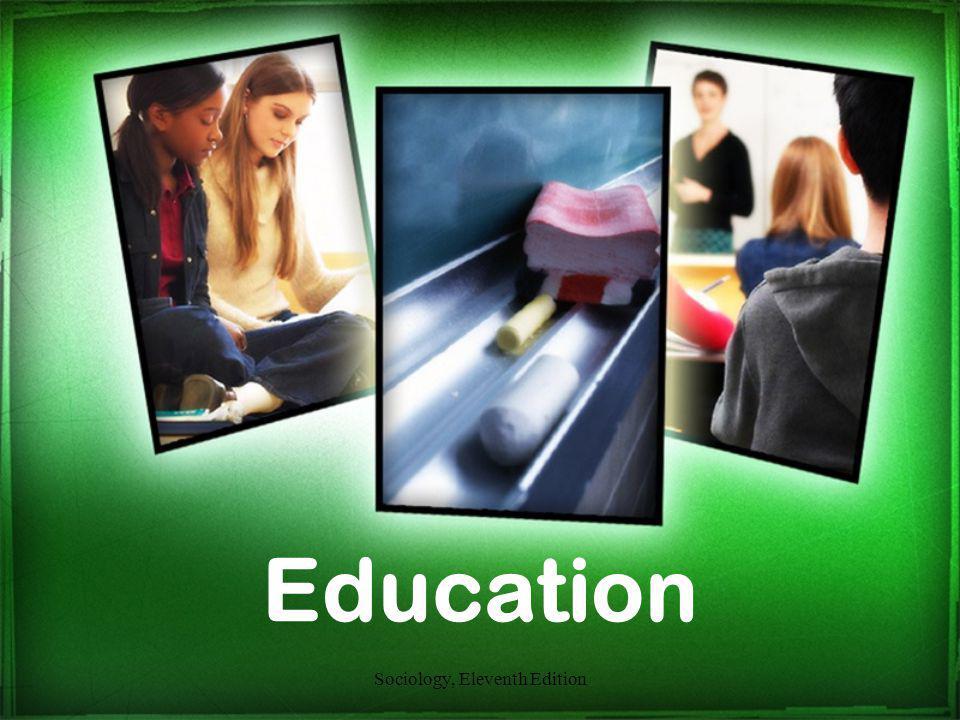 Education Sociology, Eleventh Edition