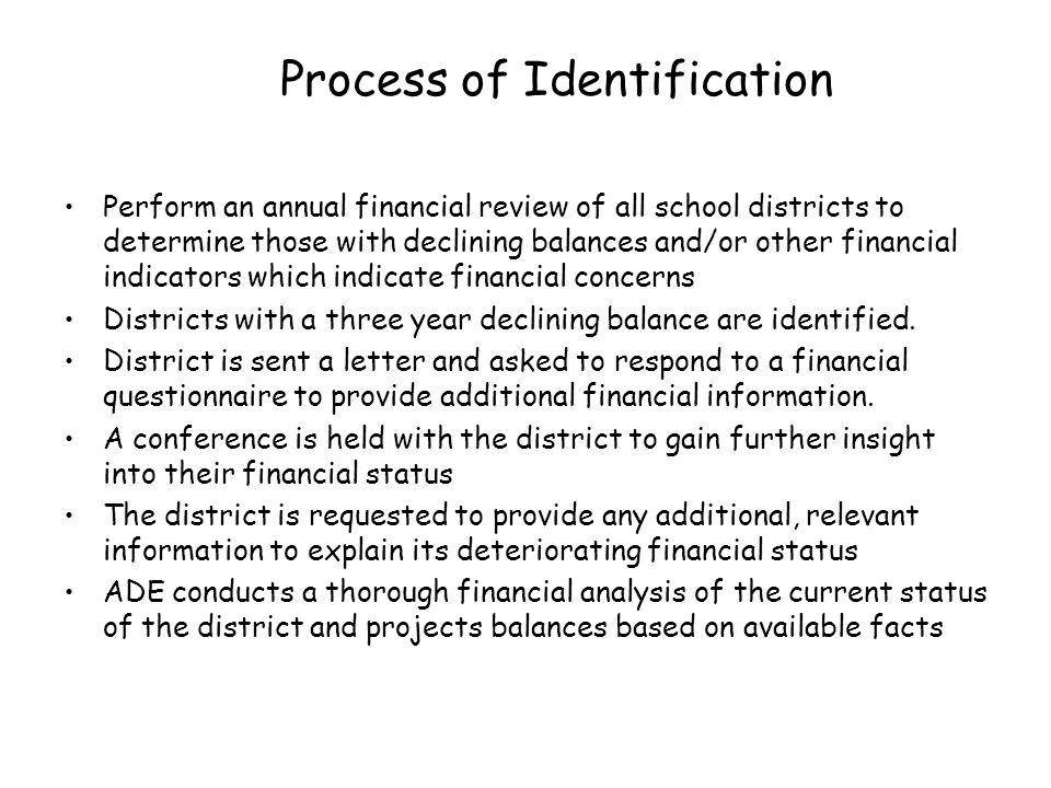 Fiscal Distress Districts 2007-2008 Bald Knob Bismarck Clinton Helena/West Helena Hughes Midland Omaha Turrell