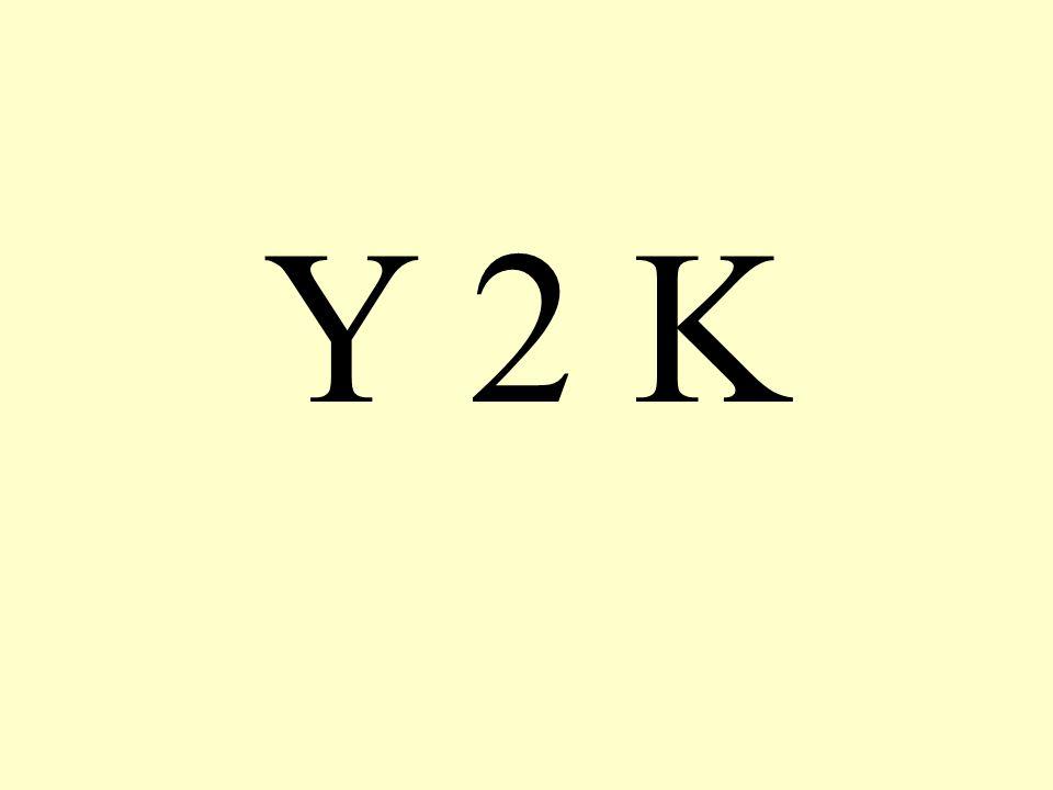 Y 2 K