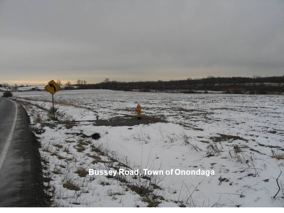 Bussey Road, Town of Onondaga