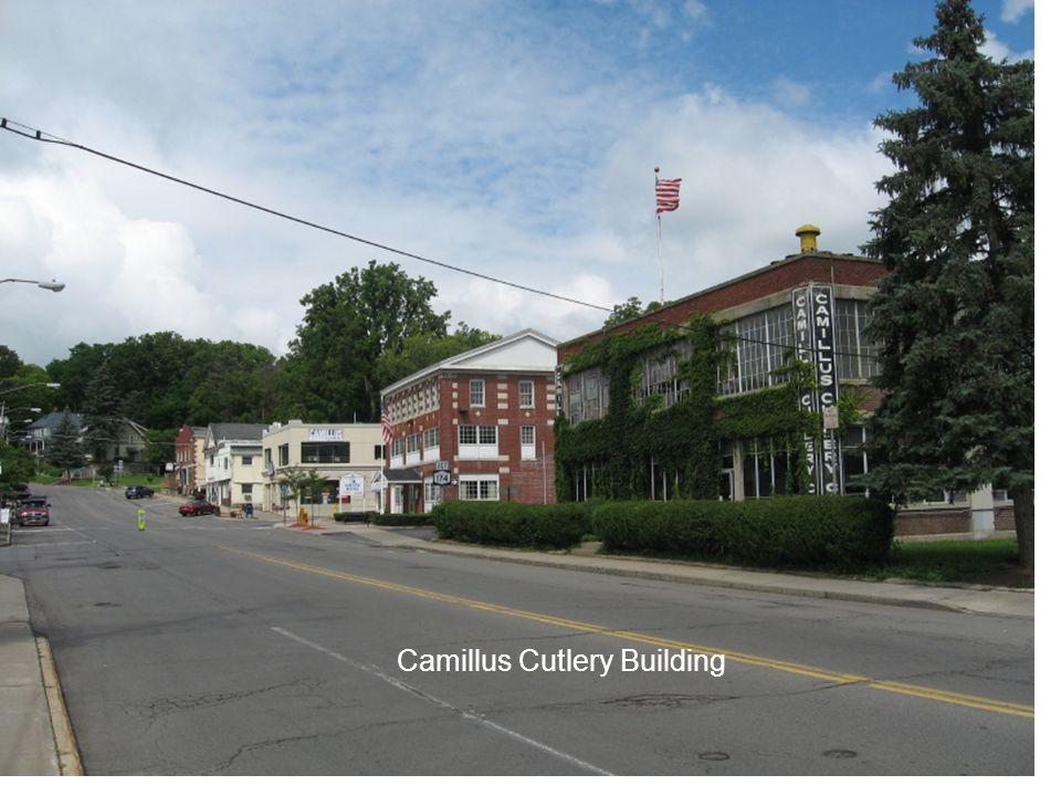 Camillus Cutlery Building