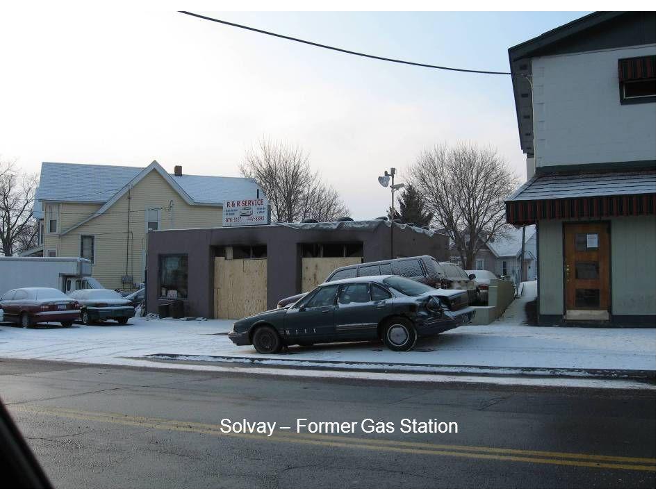 Solvay – Former Gas Station
