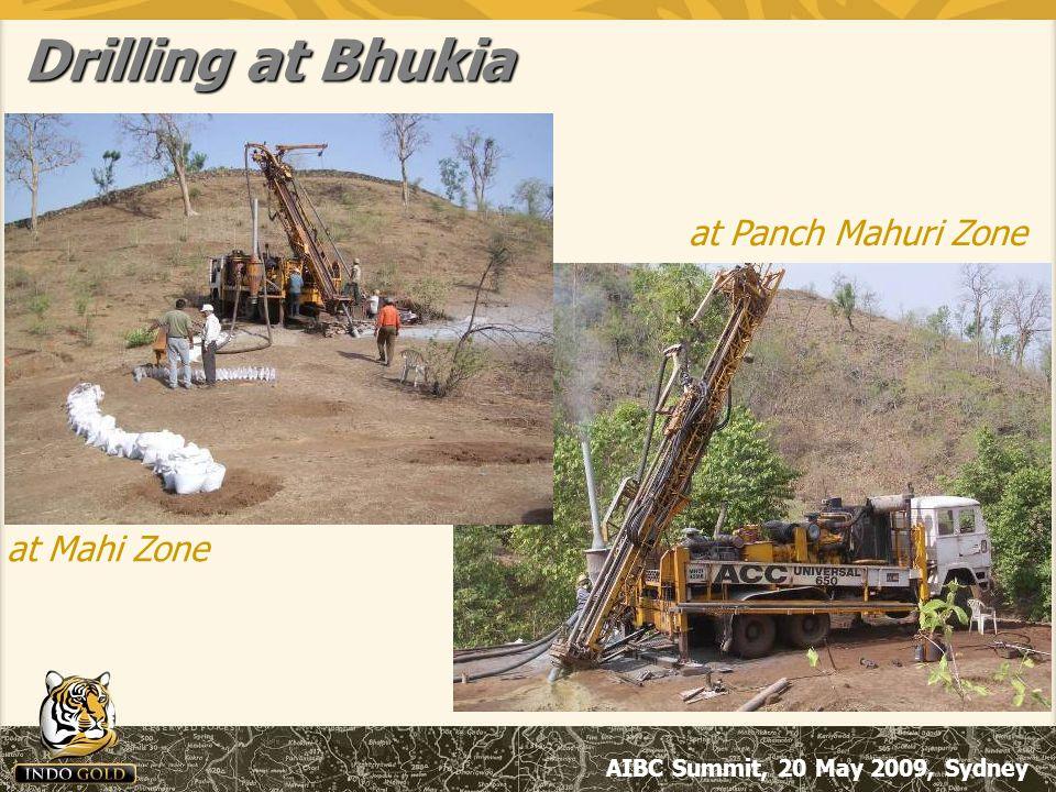 AIBC Summit, 20 May 2009, Sydney Bhukia Bhukia Ancient Workings Panch Mahuri Delwara
