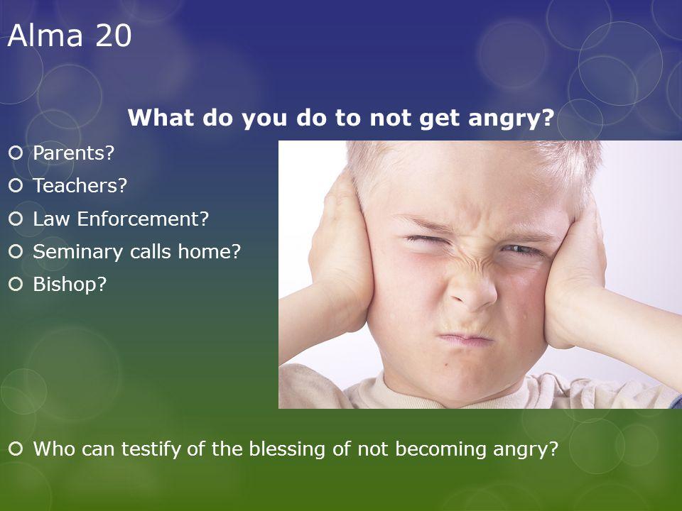 http://www.youtube.com/watch?v=fGzDSurv1Zk Agency and Anger (Elder Lynn G. Robbins)
