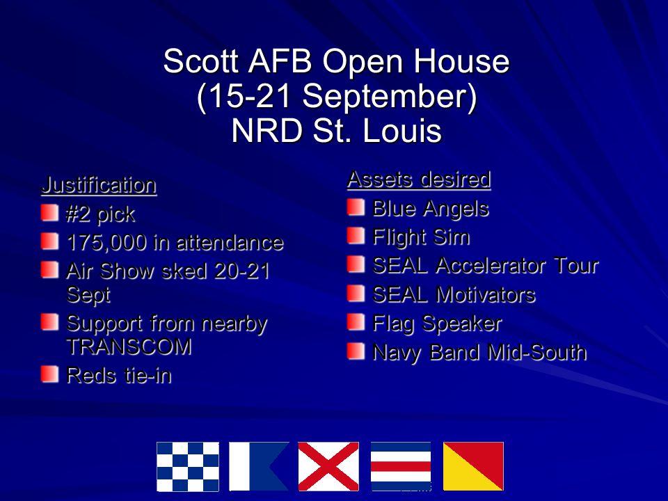 Scott AFB Open House (15-21 September) NRD St.