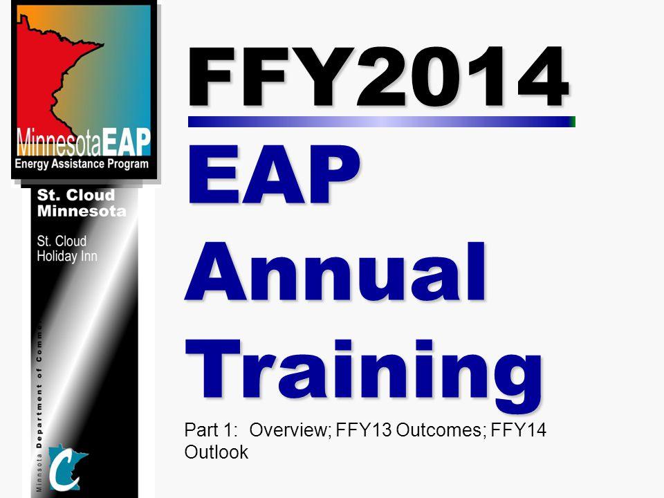 FFY2014 EAP Annual Training August 20 & 21, 2013 FFY2014 EAP Annual Training August 20 & 21, 2013 Energy Burden By County (FFY12) 12