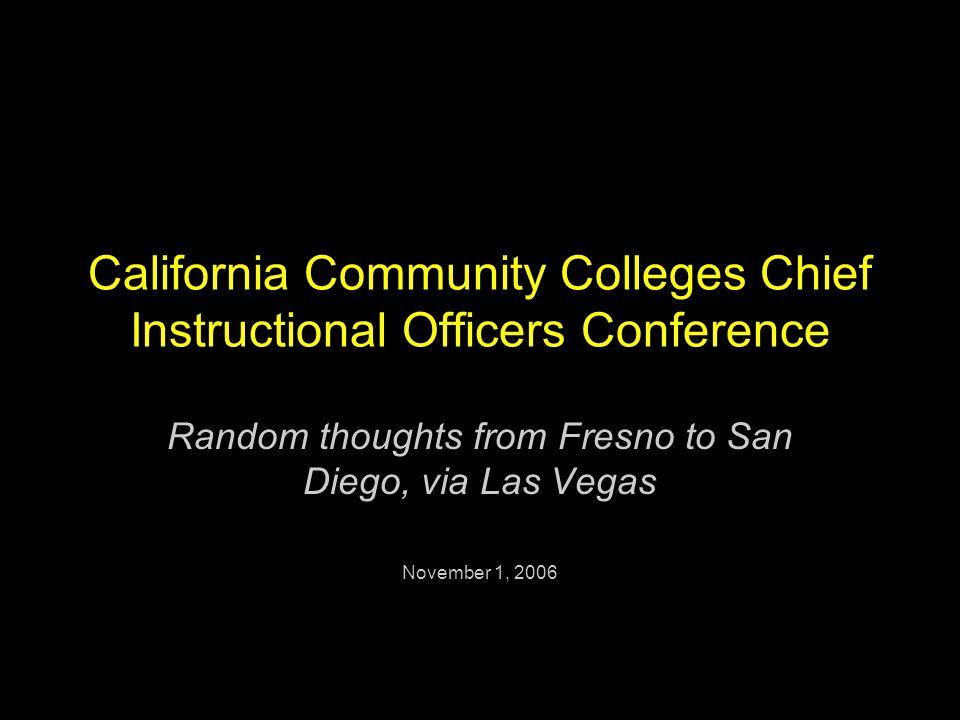 Community College Initiative Fixes broken Prop.98 Formula –Not a panacea.