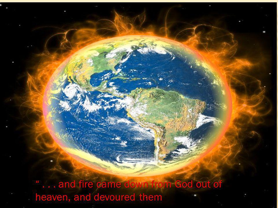 And the devil that deceived them was cast into the lake of fire and brimstone, where the beast and the false prophet are, and shall be tormented day and night for ever and ever. (Revelation 20:10)