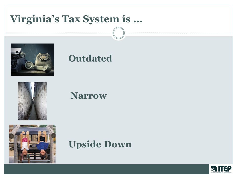 Who Pays Taxes in Virginia?