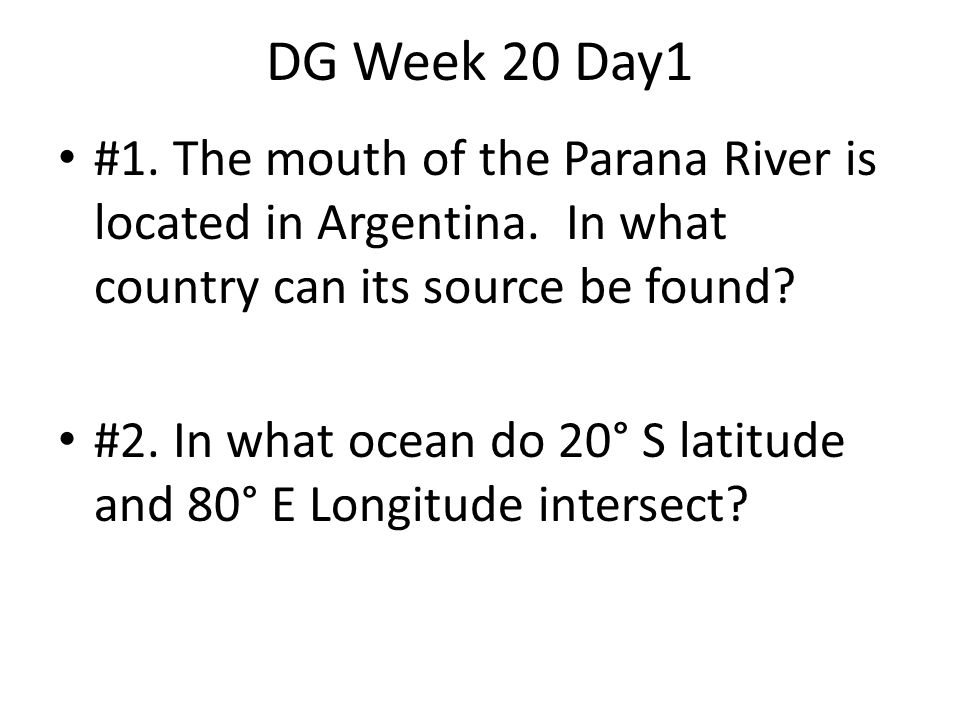 Answer Day 4 #2