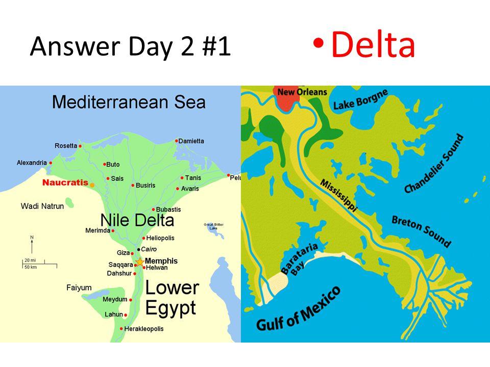 Answer Day 2 #2 French Guiana