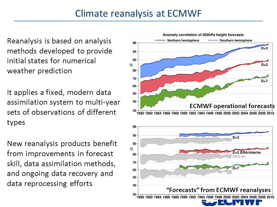 ERA-CLIM Project Overview bilat 2011