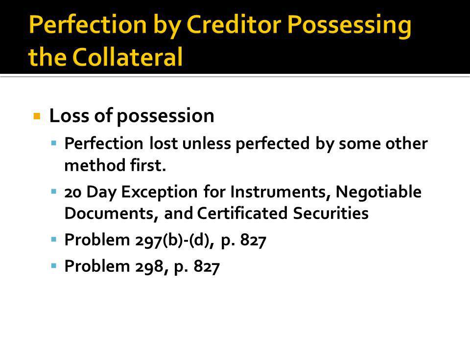  Problem 311 – p. 861  Problem 312 – p. 866  Problem 313 – p. 867