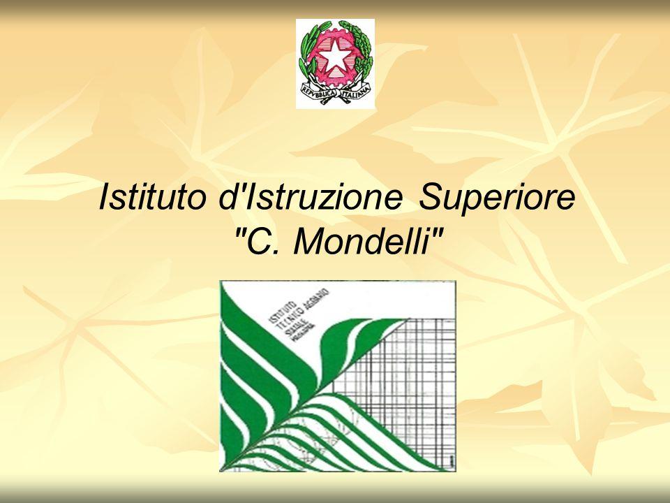 Istituto d Istruzione Superiore C. Mondelli