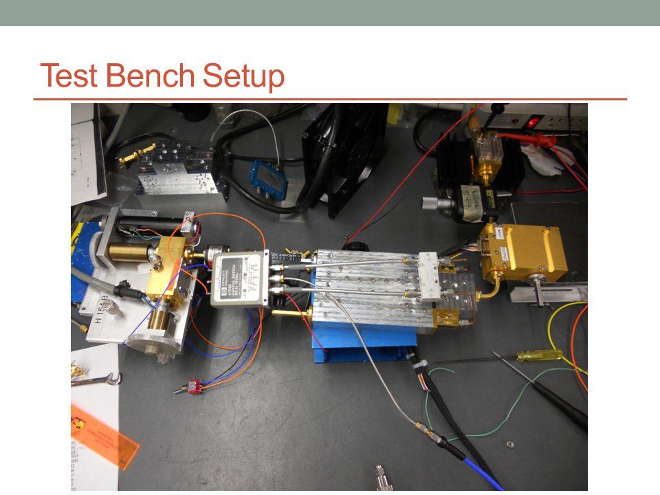 Test Bench Setup